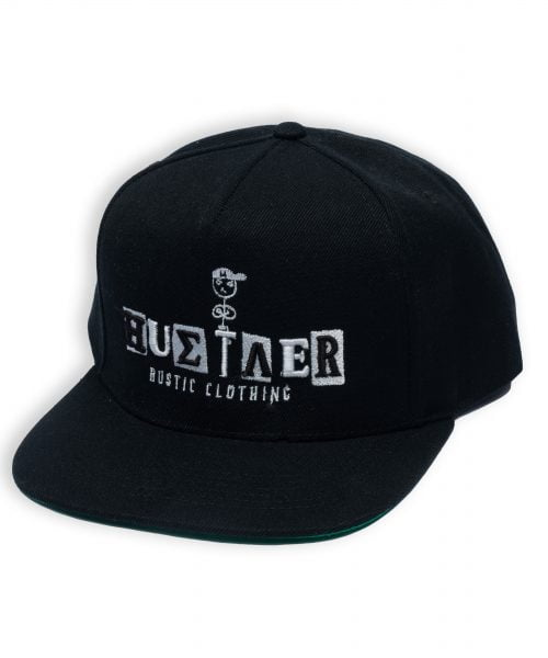 hat black logo