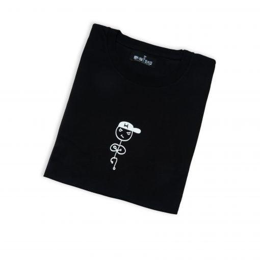 black the hustler tshirt