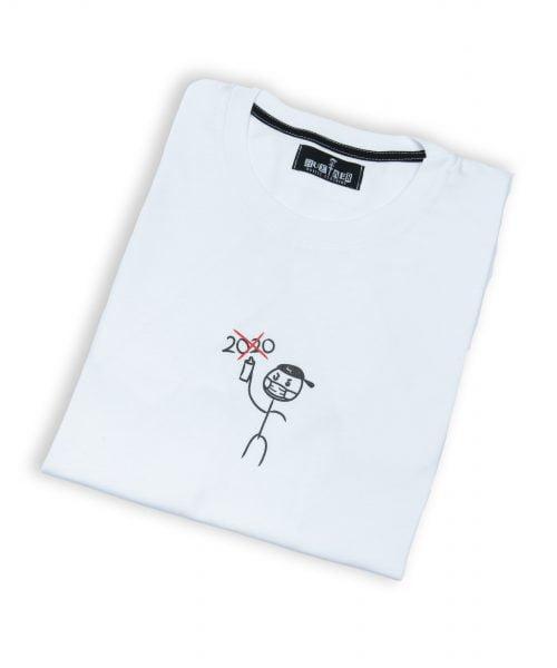 Hustler T-Shirt F**k 2020